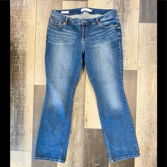 Torrid Barely Boot Jeans Size 16 Plus